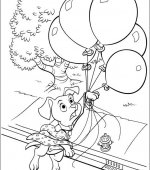 coloriage 102 Dalmatiers 004