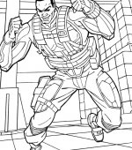 coloriage GI-joe 006