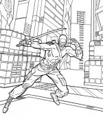 coloriage GI-joe 015