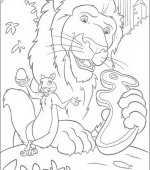 coloriage The Wild 004