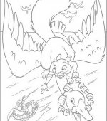 coloriage The Wild 012