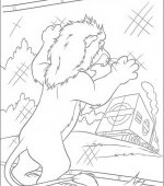 coloriage The Wild 016