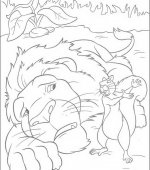 coloriage The Wild 023