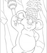 coloriage The Wild 049