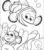 coloriage nemo le film 032