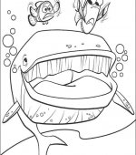 coloriage nemo le film 040