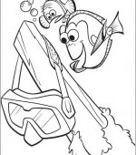 coloriage nemo le film 044