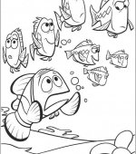 coloriage nemo le film 057