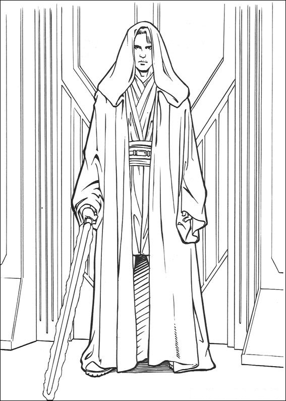 Kleurplaten Van Star Wars Rebels.Index Of Coloriages Films Star Wars
