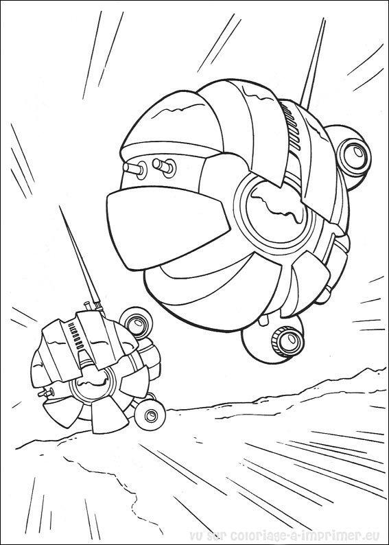 Coloriage à Imprimer Coloriage Star Wars 046