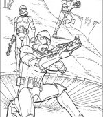 coloriage star wars 000