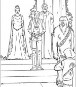 coloriage star wars 004