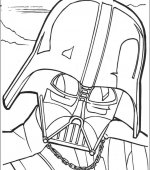 coloriage star wars 008