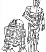 coloriage star wars 018