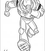 coloriage toy story 012
