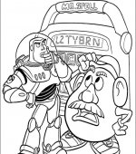 coloriage toy story 040