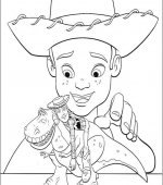 coloriage toy story 044