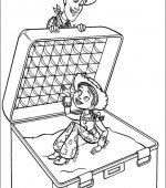 coloriage toy story 045