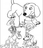 coloriage toy story 046