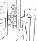 coloriage toy story 070
