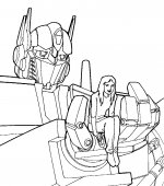 coloriage transformers 013