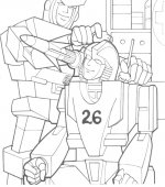 coloriage transformers 014