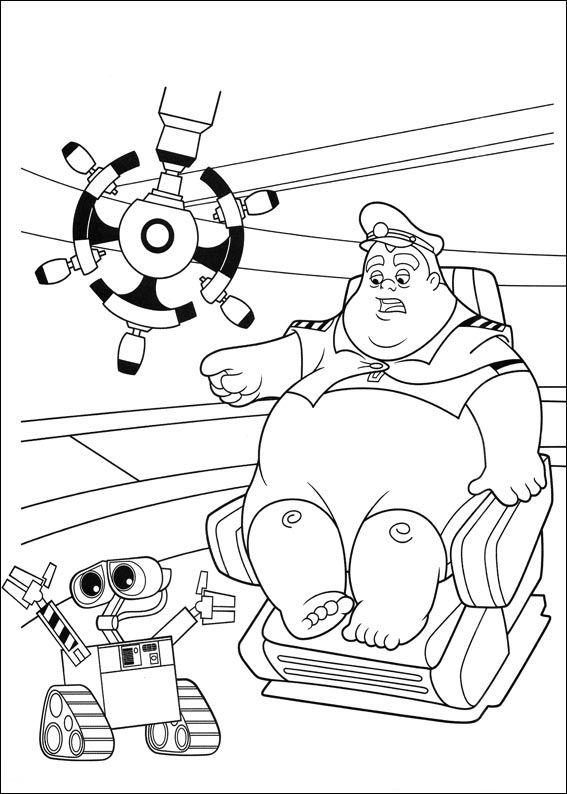 Index Of Coloriages Films Wall E