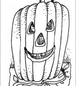 coloriage halloween 016
