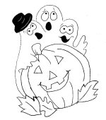 coloriage halloween 017