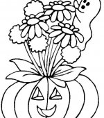 coloriage halloween 020