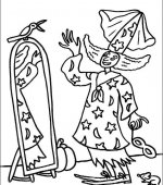 coloriage halloween 025