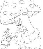 coloriage halloween 042