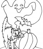 coloriage halloween 054
