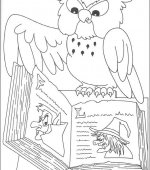 coloriage halloween 066
