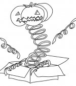 coloriage halloween 072