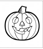 coloriage halloween 086