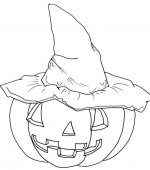 coloriage halloween 089