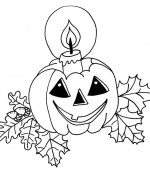 coloriage halloween 093