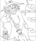 coloriage halloween 103