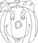 coloriage halloween 105