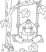coloriage halloween 113