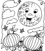 coloriage halloween 115