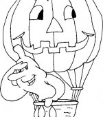coloriage halloween 116