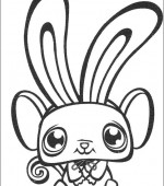 coloriage Littlest Pet Shop 011