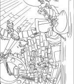 coloriage Souris City 015