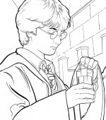 coloriage harry-poter 013