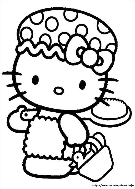index of /coloriages/heros - tv/hello kitty