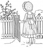 coloriage holly hobbie 2 003