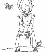 coloriage holly hobbie 2 004