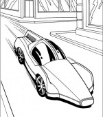 coloriage hot wheels 013
